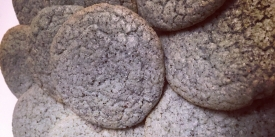 Ute Blue Corn Sugar Cookies
