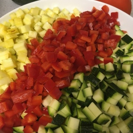 Vegetable prep